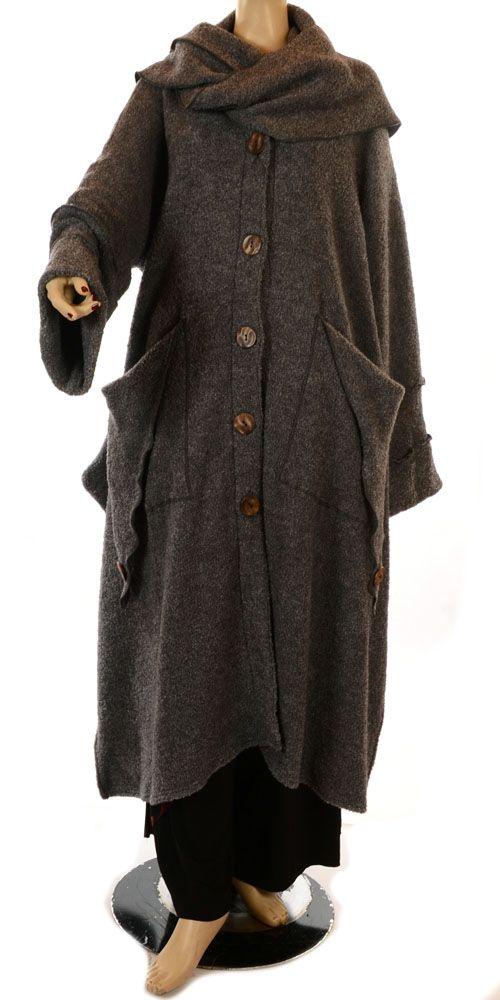 Yiannis Karitsiotis Limited Versions Fabulous Wool Mix Coat – this sort of remin…