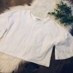 Zara Crop Top Zara Trafaluc white Crop Top Size small 100% cotton So many ways t...