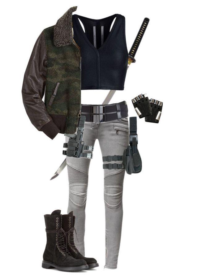 Zombie Apocalypse – Outfit