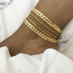 #anklebracelet #necklace #gold #fashion #style #ac