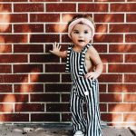 baby Girls Summer Romper Fashion Kids Girls Backless Long Jumpsuit Baby Girl Whi...