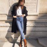 brown suede boots // @elizabethmiles_