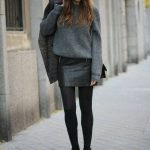 heeled boots - about thirty ideas how to wear them this winter - Alexandra Tchouprina