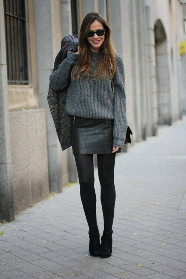 heeled boots – about thirty ideas how to wear them this winter – Alexandra Tchouprina