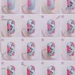 nail tutorial: step by step nail art tutorials