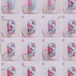 nail tutorial: step by step nail art tutorials
