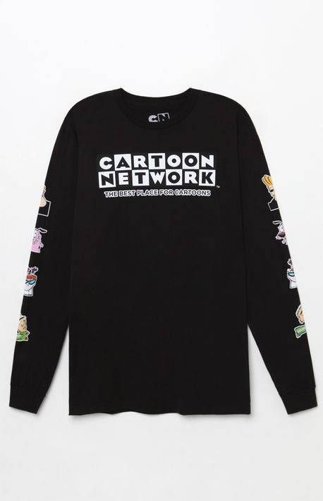 null Cartoon Network Long Sleeve T-Shirt