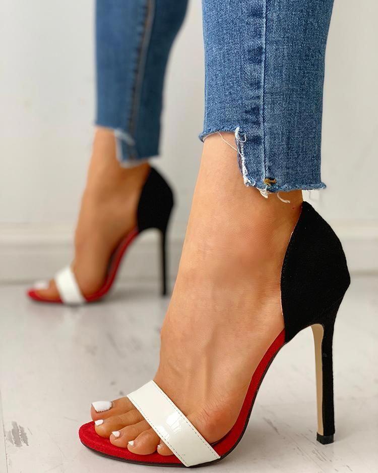 sandals high heels summer #HIGHHEELSSANDALS