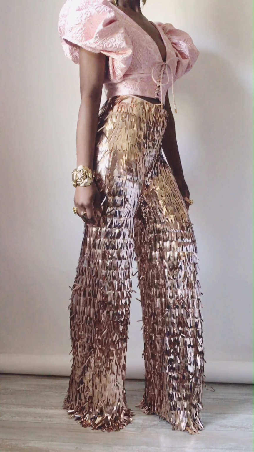 sequin pants 50 best outfits
